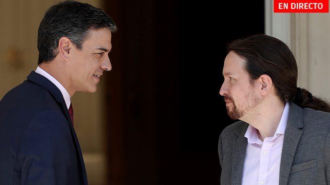 Acuerdo PSOE – Podemos: Última hora del gobierno de coalición entre Pedro Sánchez y Pablo Iglesias, en directo