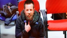 Imagen de pantalla de la Audiencia Provincial de A Coruña de la declaración de José Enrique Abuín, conocido como 'el chicle' (asesino confeso de Diana Quer) por el intento de rapto de una joven en Boiro (A Coruña) en diciembre de 2017. Foto: EP