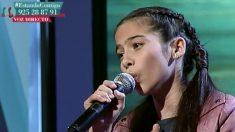 Melani interpreta «Marte»  antes de 'Eurovisión Junior 2019