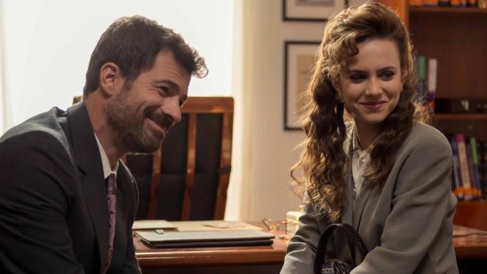Rodolfo Sancho vuelve a 'El Ministerio del Tiempo'