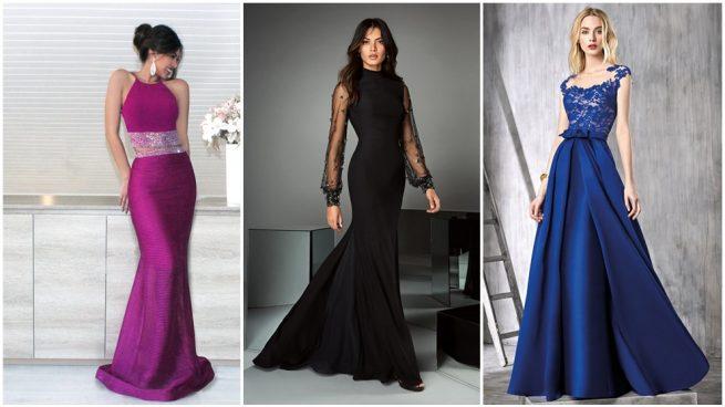 Tendencias En Colores Para Vestidos De Fiesta