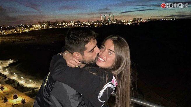 Violeta Mangriñán abre las puertas de su nueva casa con Fabio