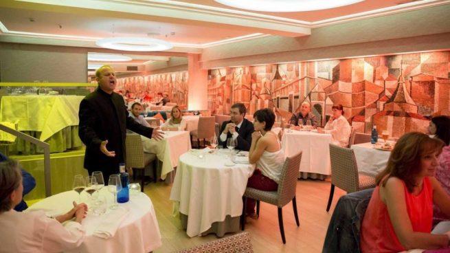 Cenar en Nochebuena en Madrid