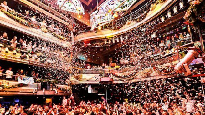 Discotecas en Madrid para Nochevieja