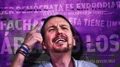 Pablo Iglesias, líder de Podemos y vicepresidente del Gobierno