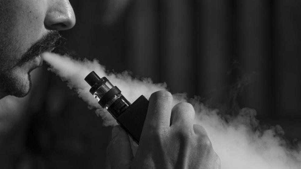 Los cigarrillos en 'Equipo de investigación'