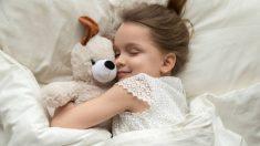 Es cierto que los niños crecen mientras duermen