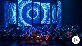 Hans Zimmer hizo un repaso a su aportación al cine del último medio siglo en el Universal Music Festival que se celebra en el Teatro Real de Madrid.