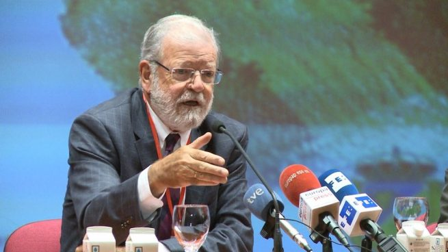 Rodríguez Ibarra carga contra el pacto con Bildu y avisa a Sánchez: «El partido no es de su propiedad»