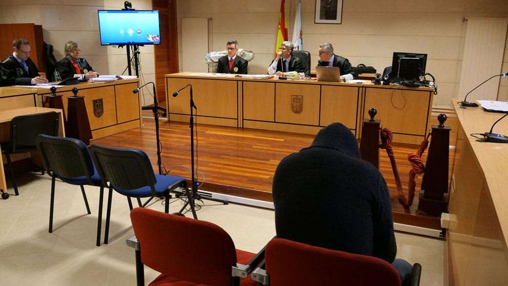 Juicio a José Enrique Abuin, El Chicle, por el asesinato de Diana Quer (Foto: EP)