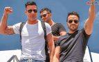 Luis Fonsi y Ricky Martin, entre los más sorprendidos por este cambio de look