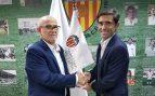 Vicente Vallés y Marcelino García Toral