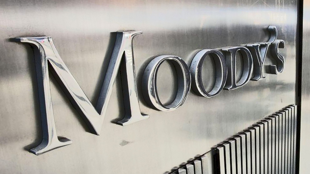 Cartel de Moody's.