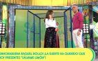 Raquel Bollo se estrena como presentadora de 'Sálvame'