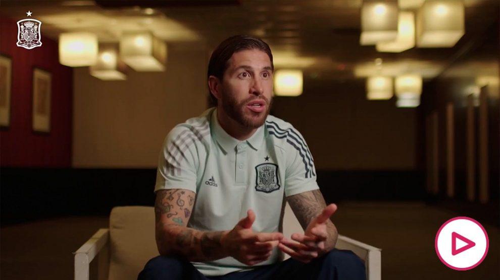 Sergio Ramos abrió su corazón en una entrevista.