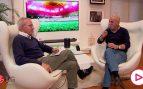 El emotivo encuentro entre Señor y De la Casa 36 años después del mítico 12-1 de España a Malta