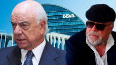 Francisco González, ex presidente de BBVA, y José Manuel Villarejo.