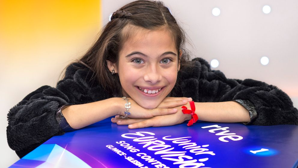 Melani ya piensa en 'Eurovisión Junior 2019'