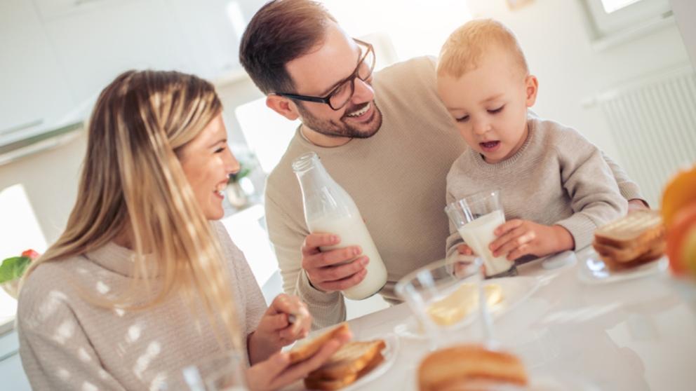 Cómo agilizar la rutina familiar por las mañanas