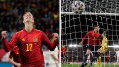 Dani-Olmo-y-Pau-Torres-marcaron-en-su-debut-con-la-selección-española-(EFE)