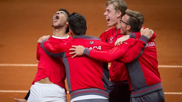 Los equipos favoritos para ganar la Copa Davis 2019