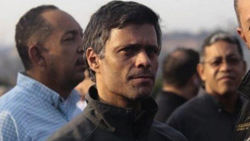 El opositor venezolano Leopoldo López. (Foto. EP)