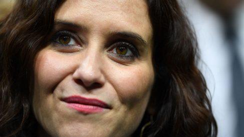 Isabel Díaz Ayuso, presidenta de Madrid @Getty