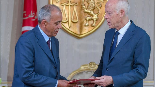 El islamista Habib Jemli, nominado para primer ministro de Túnez