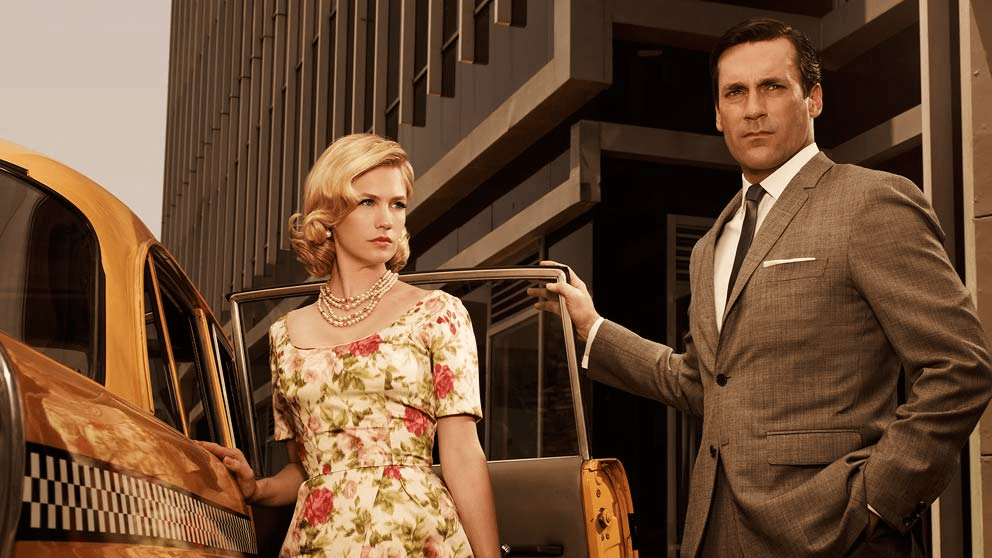 Mad Men @MadMen