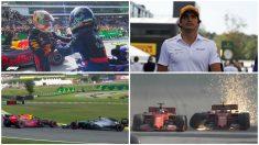 La secuencia de la carrera en la que Carlos Sainz se confirmó como estrella.