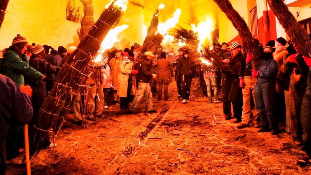 En la provincia de Cáceres se celebra una de las fiestas populares más singulares de España