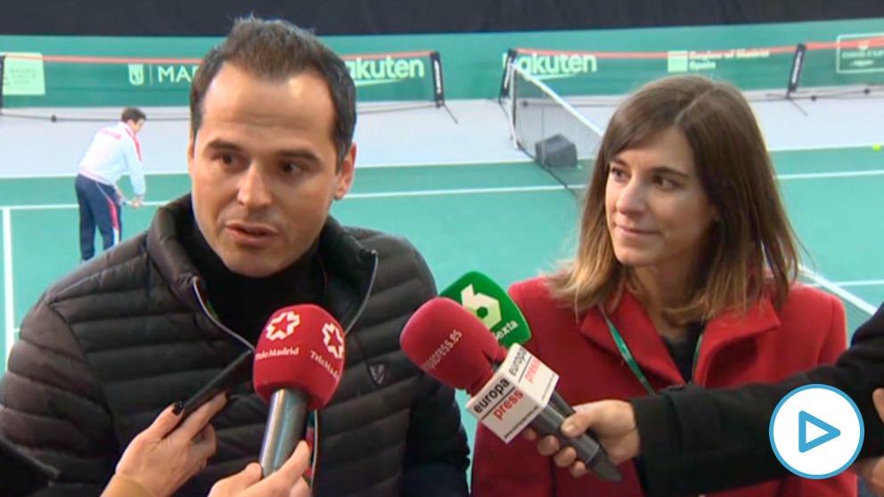 Ignacio Aguado, Ciudadanos