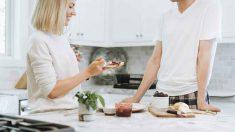 Ventajas de la cocina en pareja