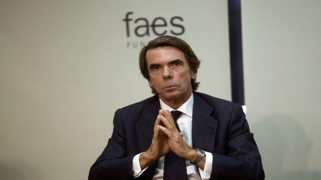 Fallece la madre del ex presidente José María Aznar a los 98 años en su domicilio de Madrid