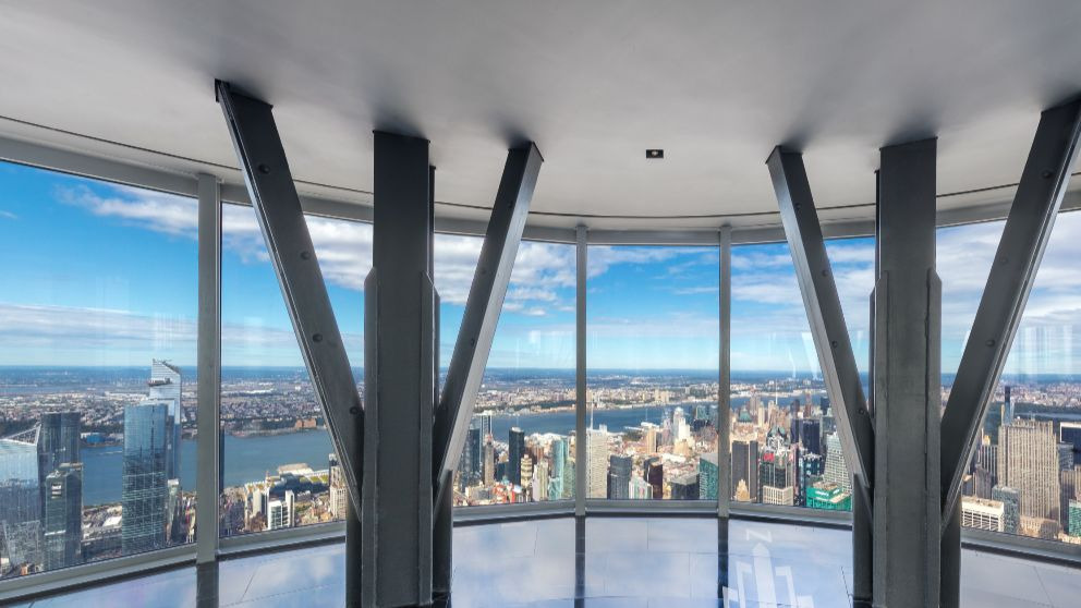 Cómo es el Empire State Building por dentro