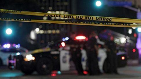 Cordón policial en Estados Unidos. Foto: Archivo/EFE