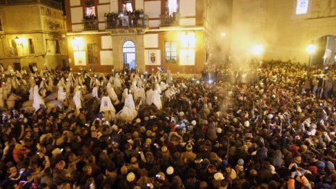 La Encamisá es una Fiesta de Interés Turístico Nacional