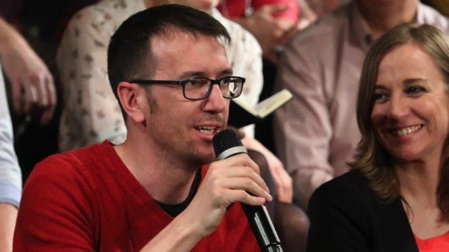 errejon Héctor Tejero, diputado de Más Madrid y nº 4 de Más País. (Foto. MM)