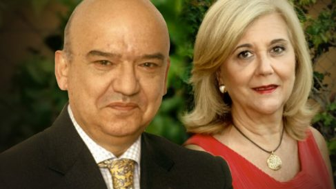 Juan Caño y Carmen Enríquez