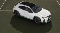 Lexus, vehículo oficial de la Copa Davis.