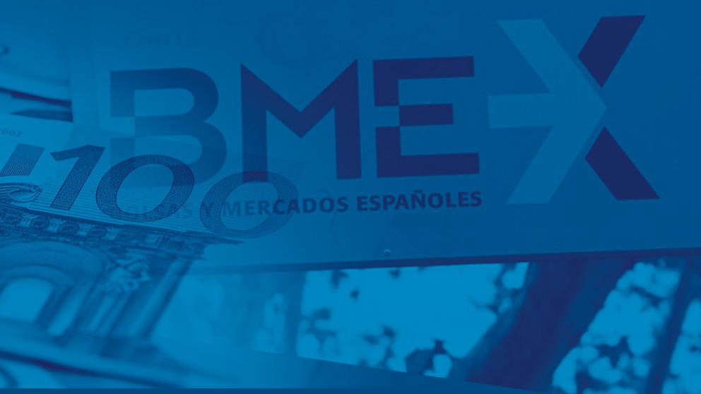 Logo de BME.