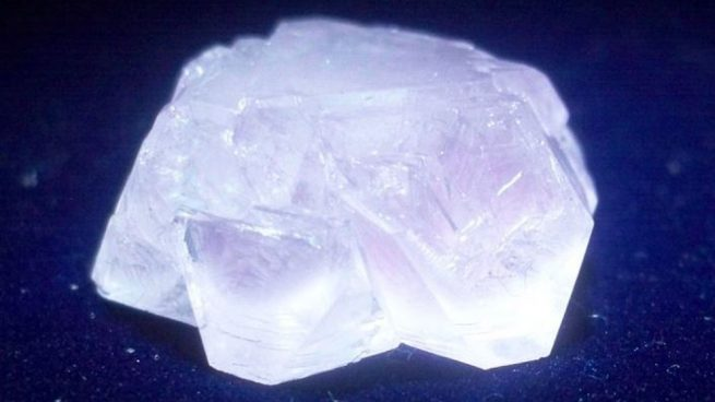 La naturalidad es la característica principal de este mineral.