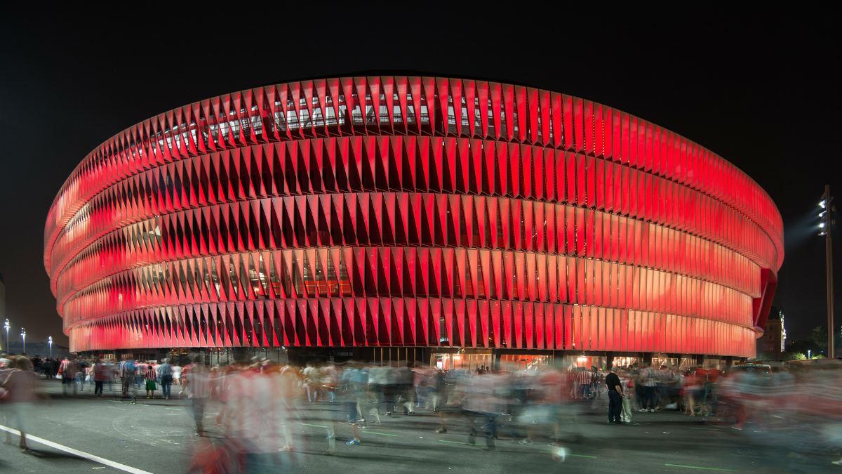 El nuevo San Mamés se podría quedar sin Eurocopa.