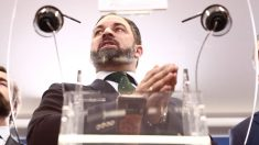 Santiago Abascal. Foto: Europapress