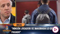 Ni Sergio Ramos sabía lo que le podía pasar a Robert Moreno.