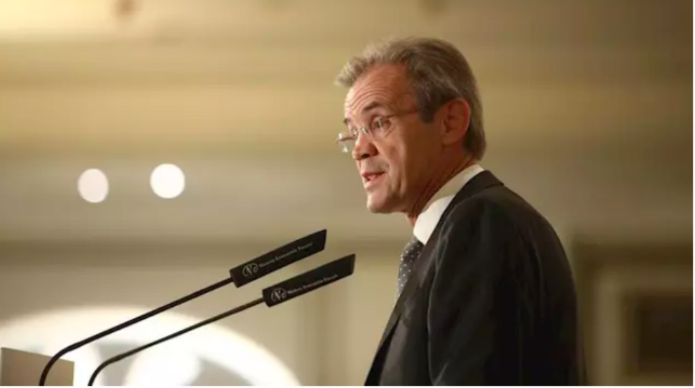Jordi Gual, presidente ejecutivo de VidaCaixa