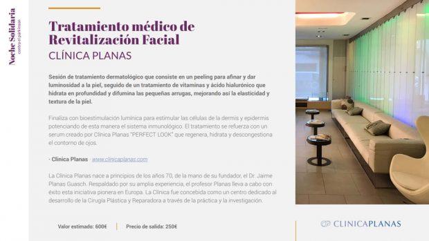 'Noche Benéfica a favor del Párkinson' de Eurostars Hotel Madrid - Clínica Planas