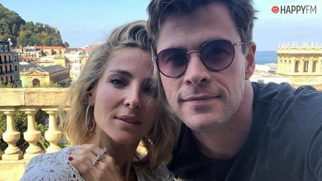 Elsa Pataky sorprende con una curiosa broma a Chris Hemsworth en Instagram