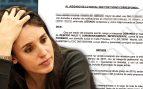 Irene Montero Podemos