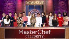 Semifinales de 'MasterChef Celebrity' en la programación tv de La 1